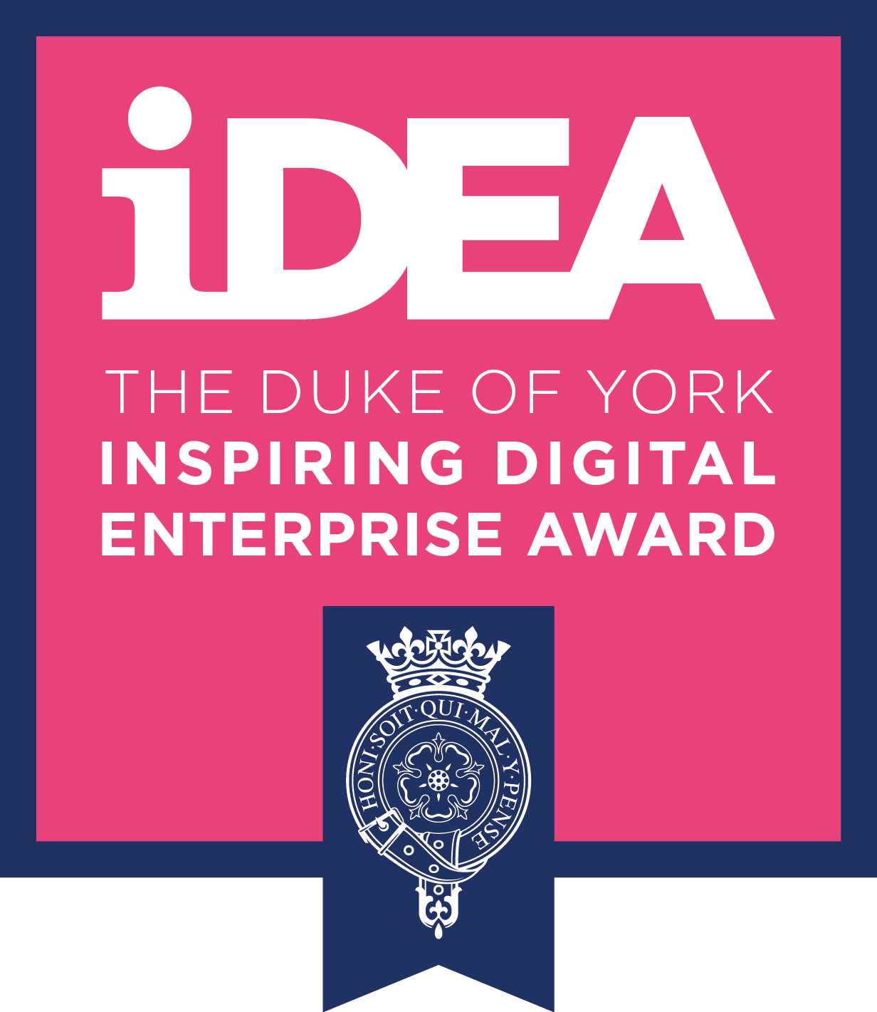 The Duke of York Inspiring Digital Enterprise Award