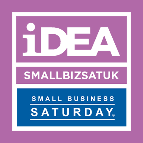 iDEA Small Business Saturday UK Badge